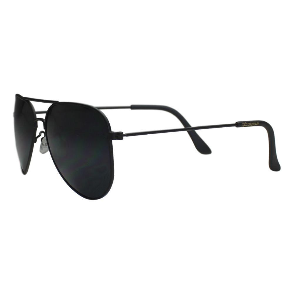 Óculos De Sol Díspar D1629 Preto Fosco