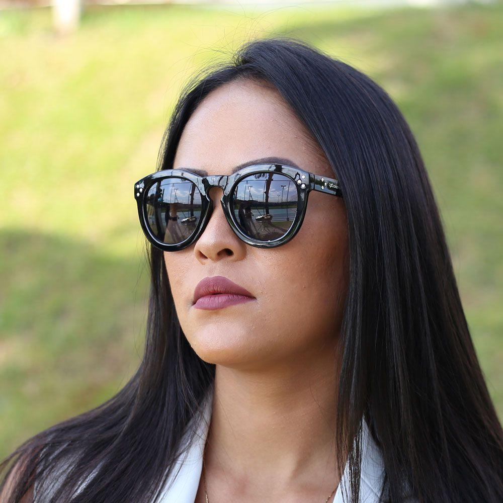 Óculos De Sol Díspar D1667 Preto