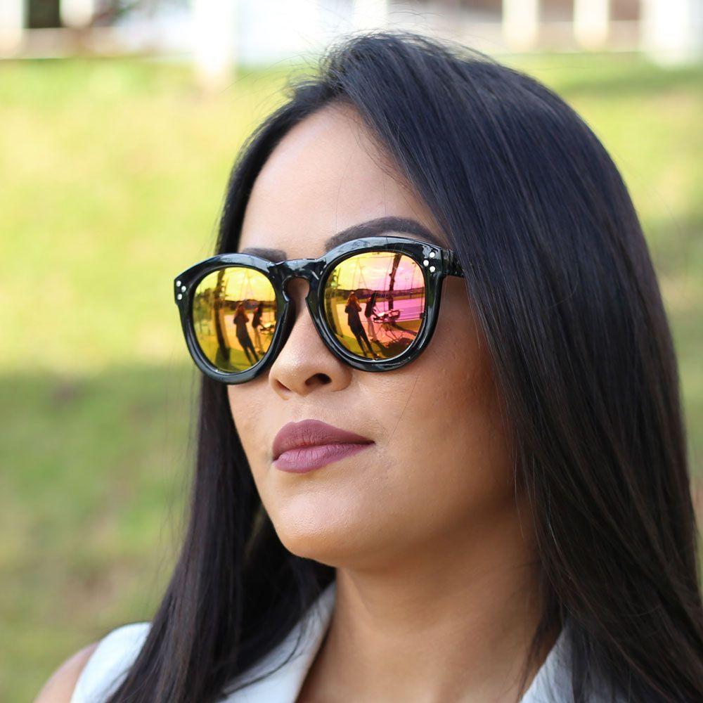 Óculos De Sol Díspar D1667 Rosa