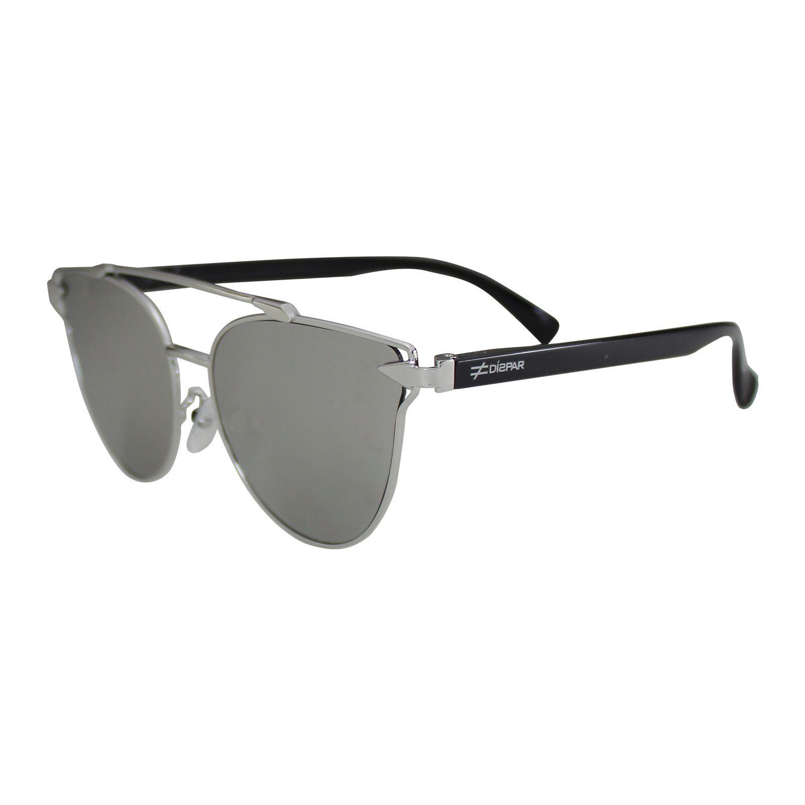 Óculos De Sol Díspar D1842 - Prata