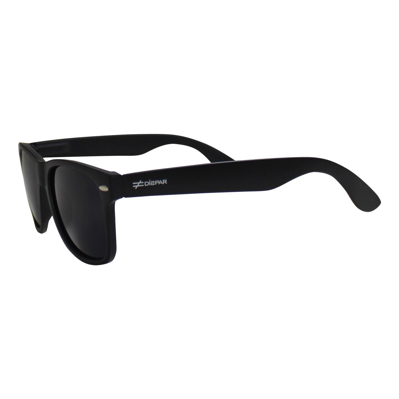 6dd55a9d7708b Óculos De Sol Díspar D1861 Preto Fosco