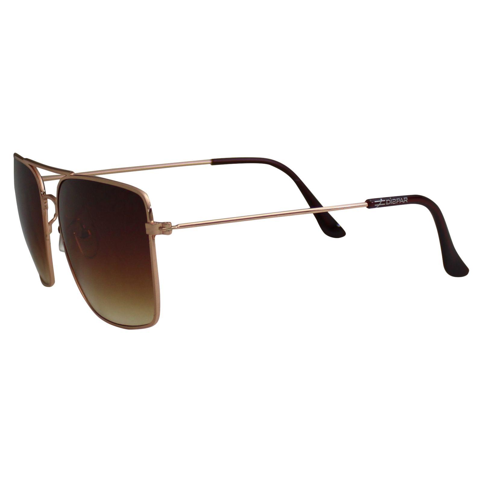 Óculos De Sol Díspar D1867 Dourado