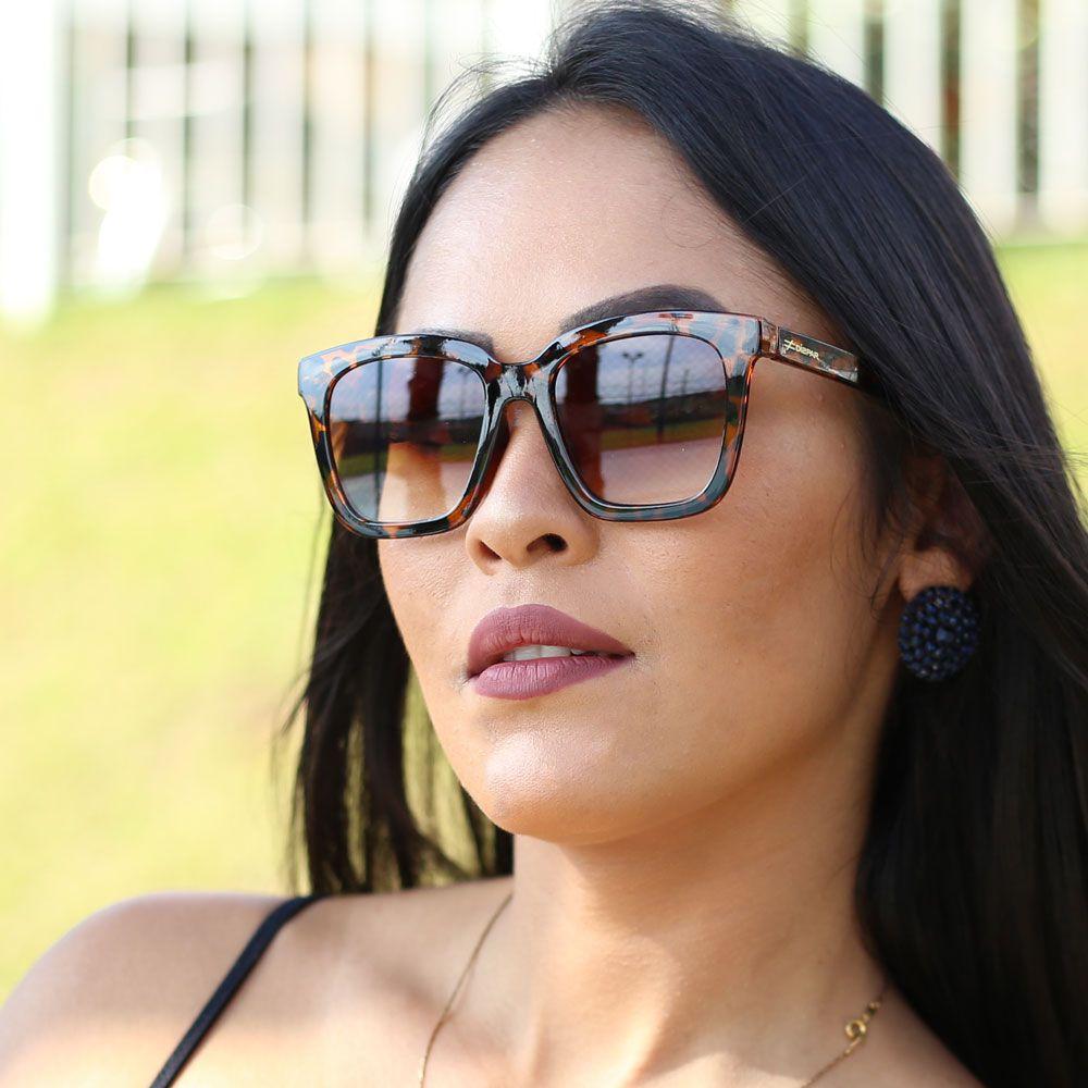 Óculos De Sol Díspar D1988 - Demi