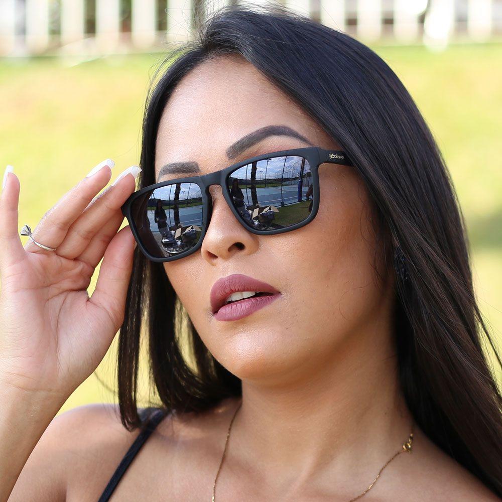 Óculos De Sol Díspar D1991 - Preto