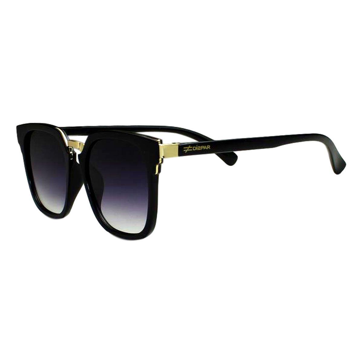 Óculos de Sol Díspar D2000 - Preto