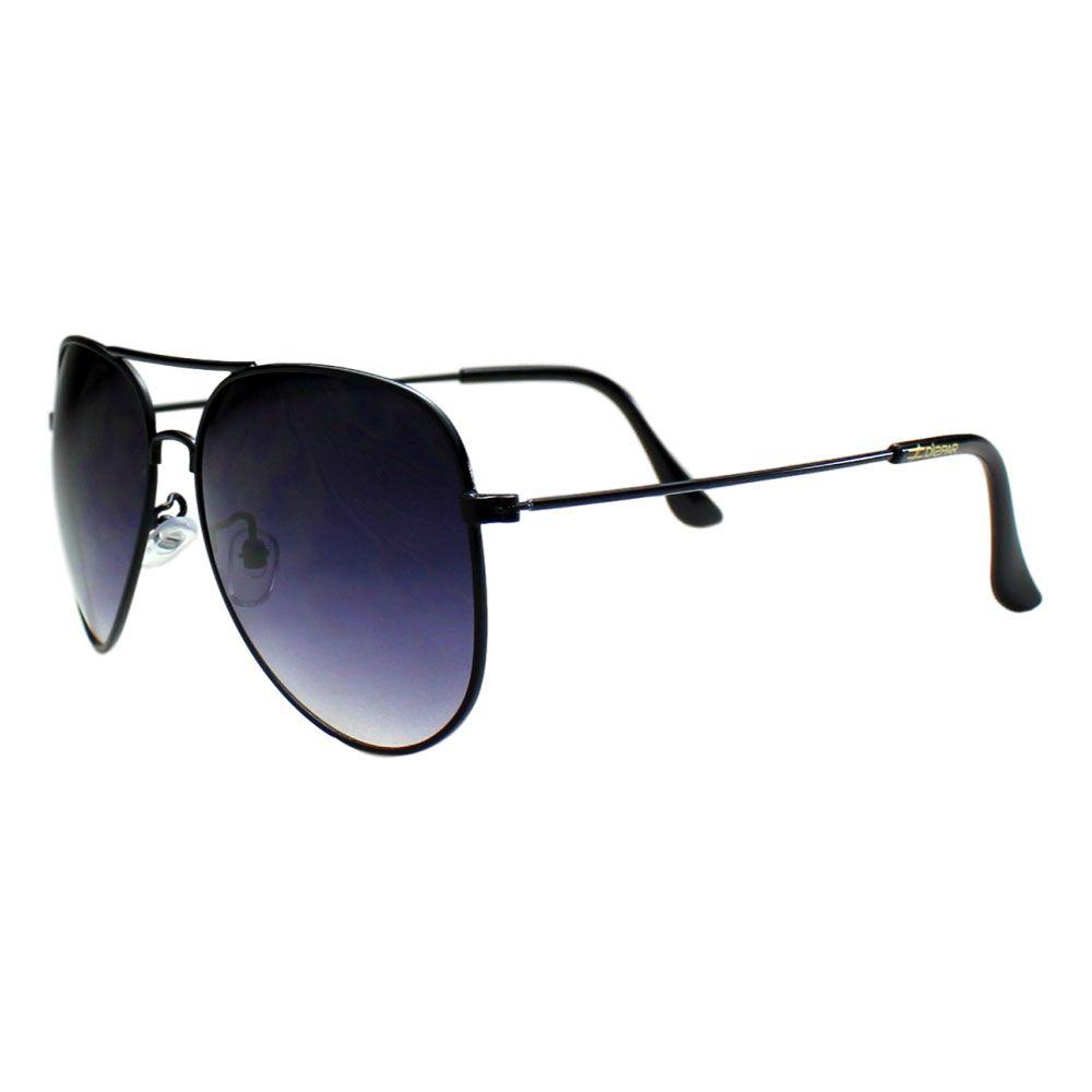 Óculos De Sol Díspar D2016 Aviador Max - Preto