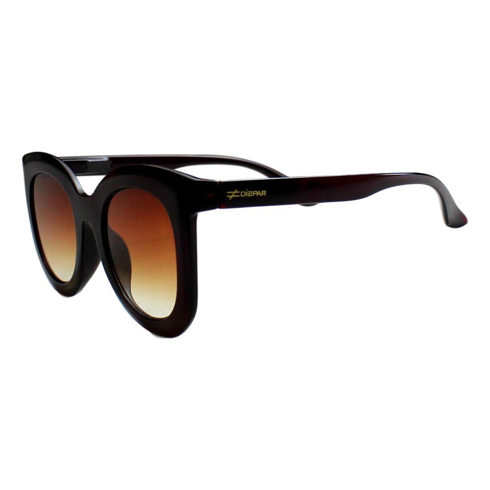 Óculos De Sol Díspar D2018 - Marrom