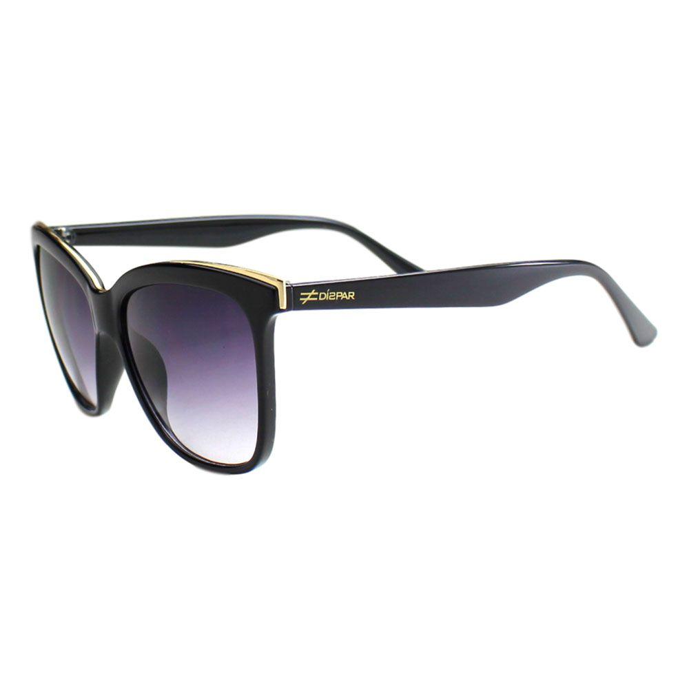 Óculos De Sol Díspar D2034 - Preto