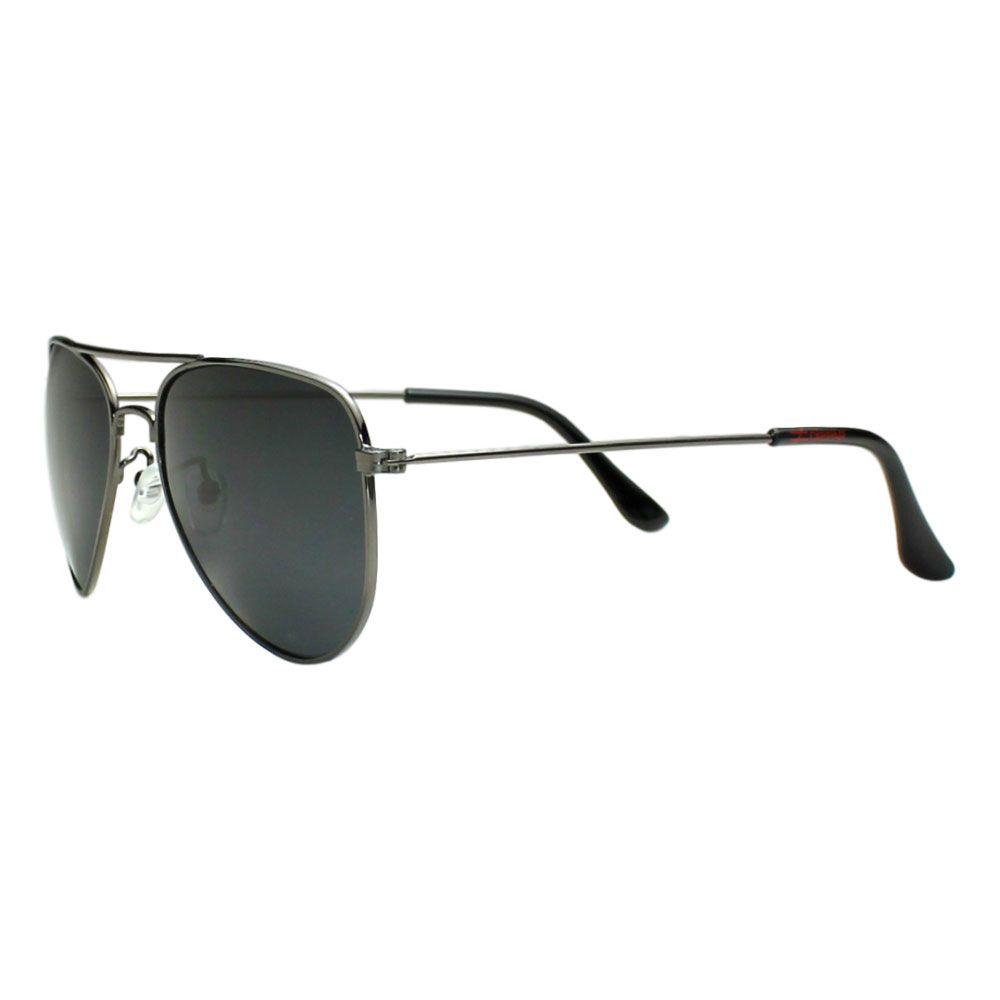 Óculos De Sol Díspar D2071 Lentes Polarizadas Chumbo