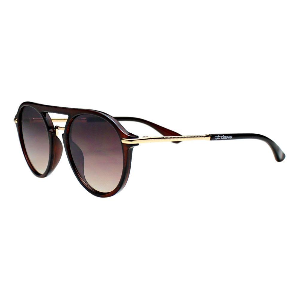 Óculos De Sol Díspar D2083 - Marrom