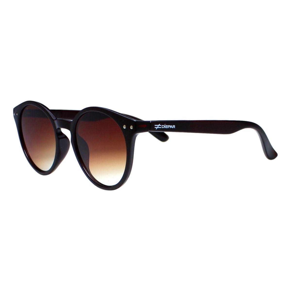 Óculos De Sol Díspar D2121 - Marrom