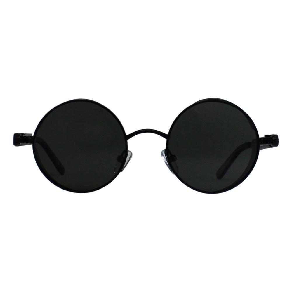 Óculos de Sol Díspar D2229 Redondo Preto