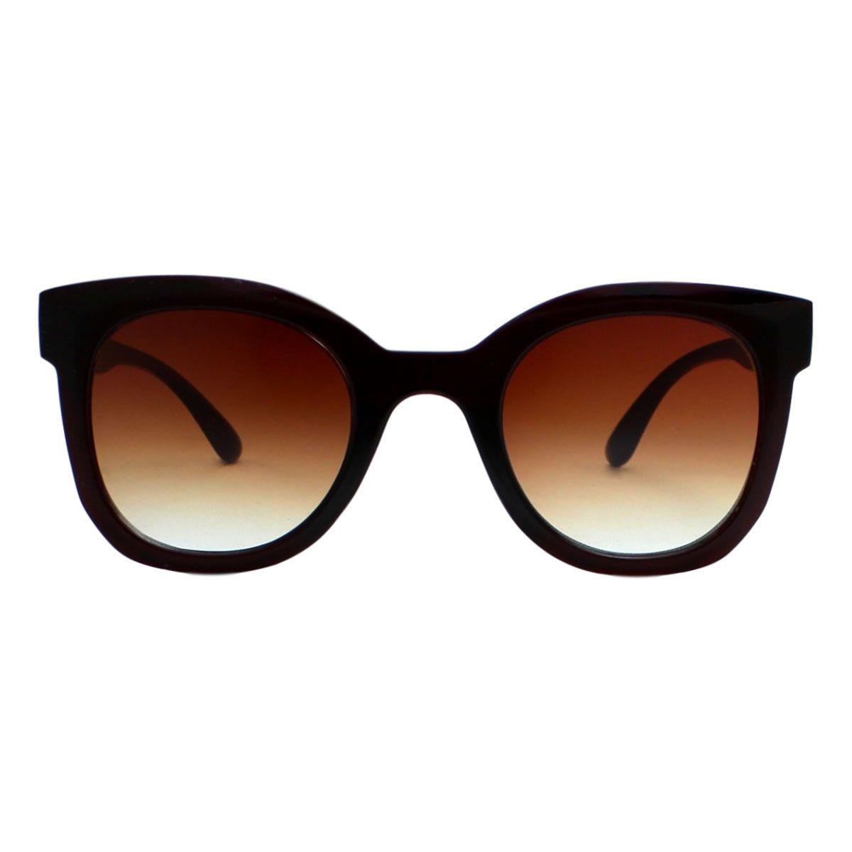 Óculos De Sol Díspar D2230 - Marrom