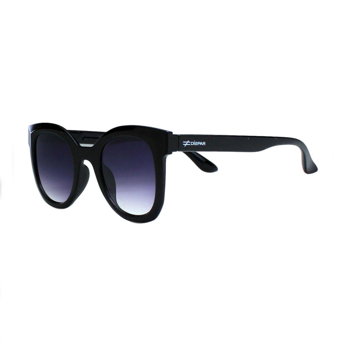 Óculos De Sol Díspar D2230 - Preto