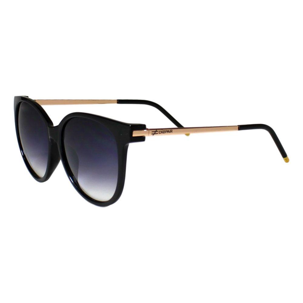 Óculos De Sol Díspar D2270 - Preto