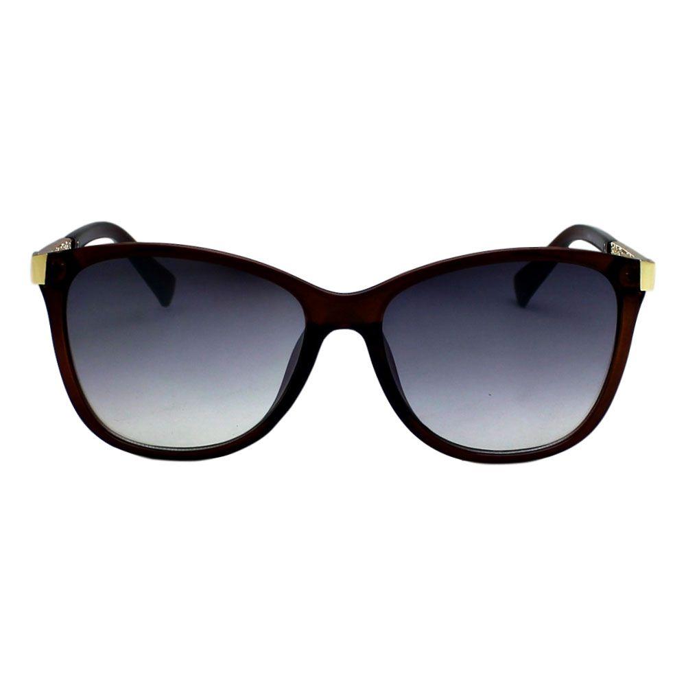Óculos De Sol Díspar D2276 - Marrom