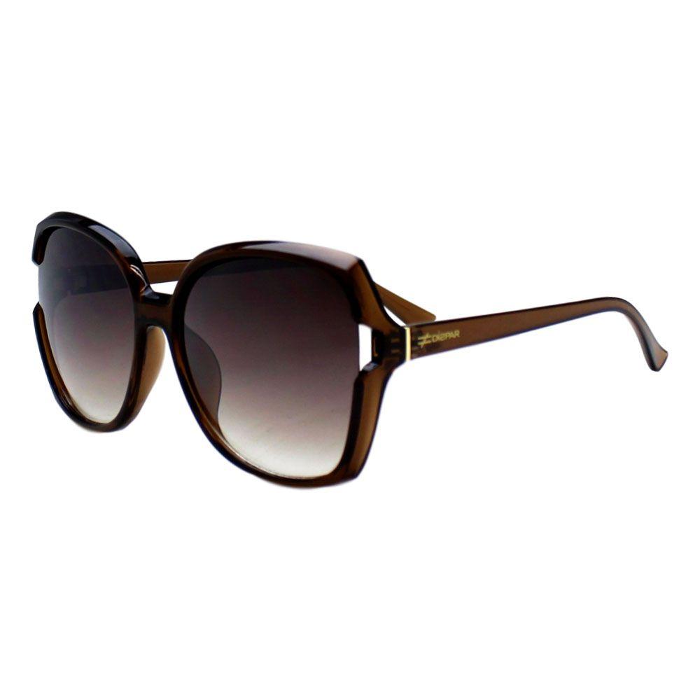 Óculos De Sol Díspar D2278 - Marrom