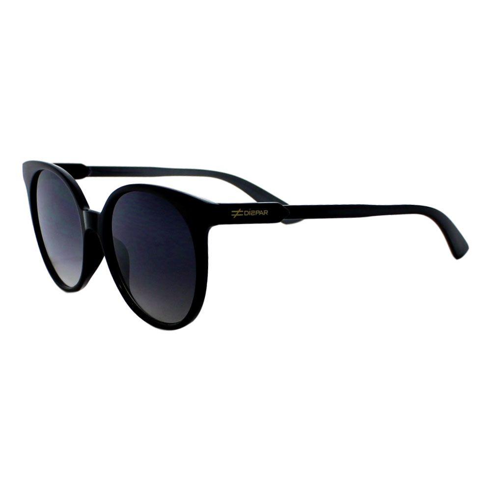 Óculos De Sol Díspar D2288 Borboleta - Preto