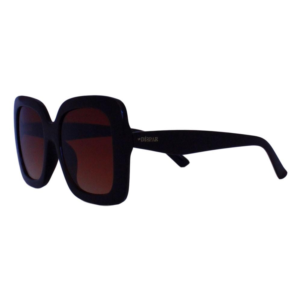 Óculos De Sol Díspar D2312 Quadrado - Marrom