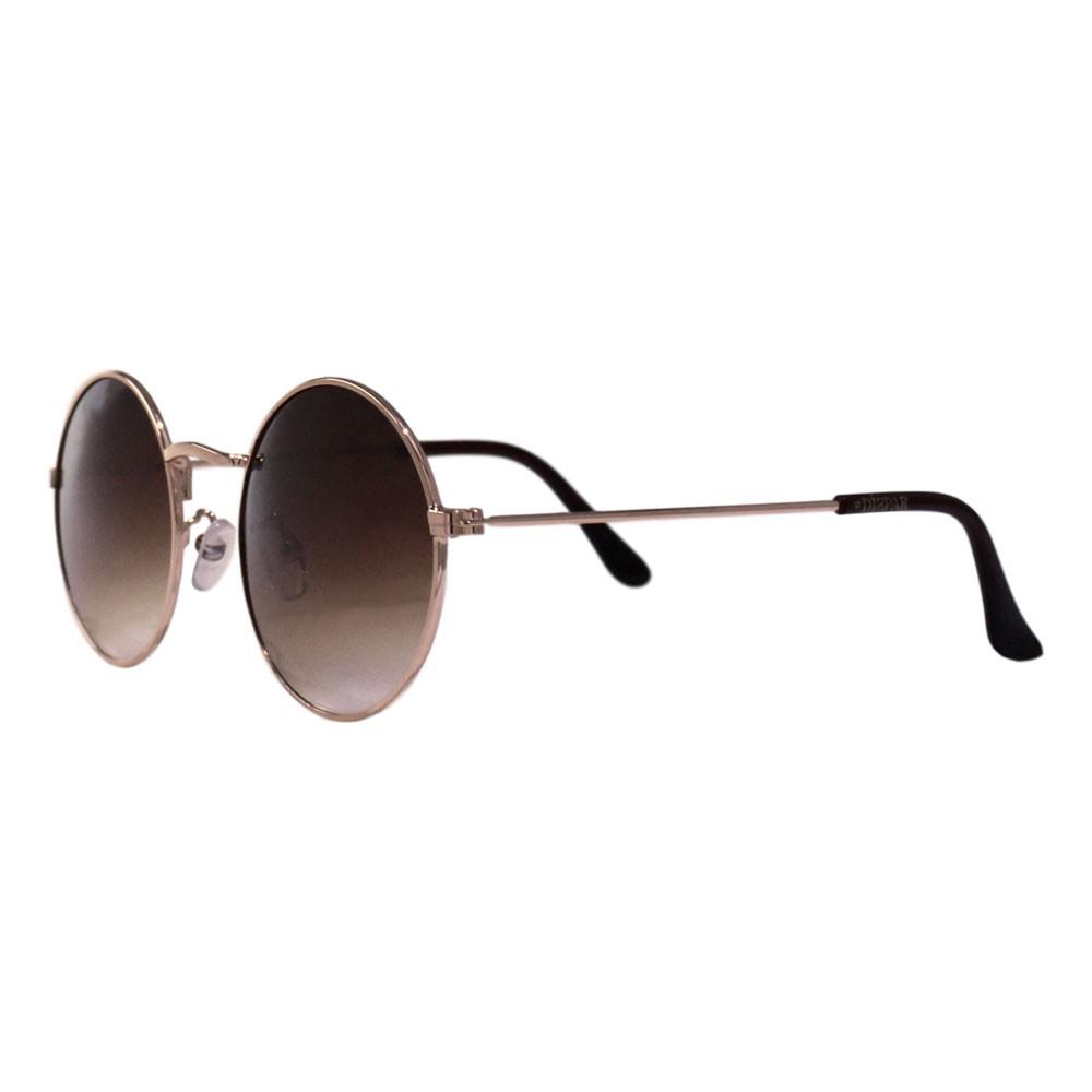 Óculos de Sol Díspar D2364 Redondo - Dourado