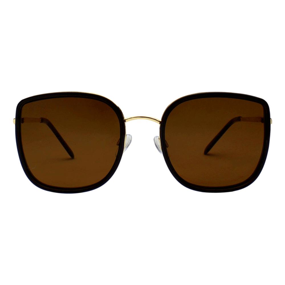 Óculos de Sol Díspar D2468 - Marrom