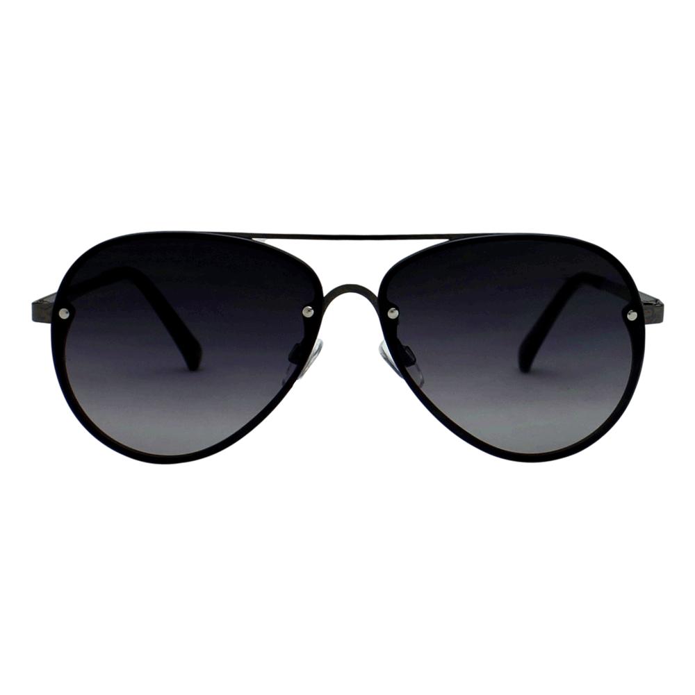 Óculos de Sol Díspar D2471 Aviador - Chumbo