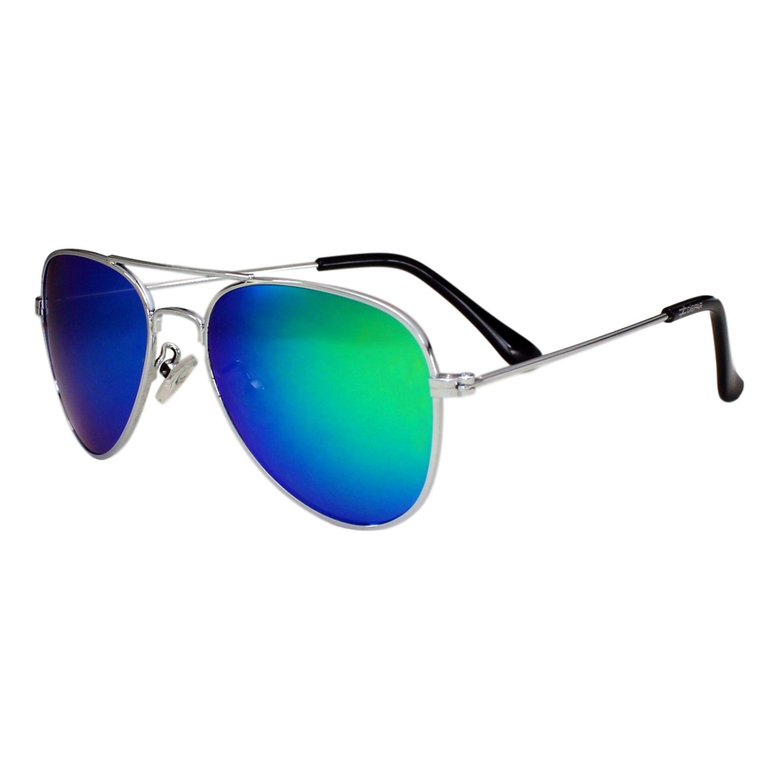 Óculos de Sol Díspar ID1744 infantil - Verde