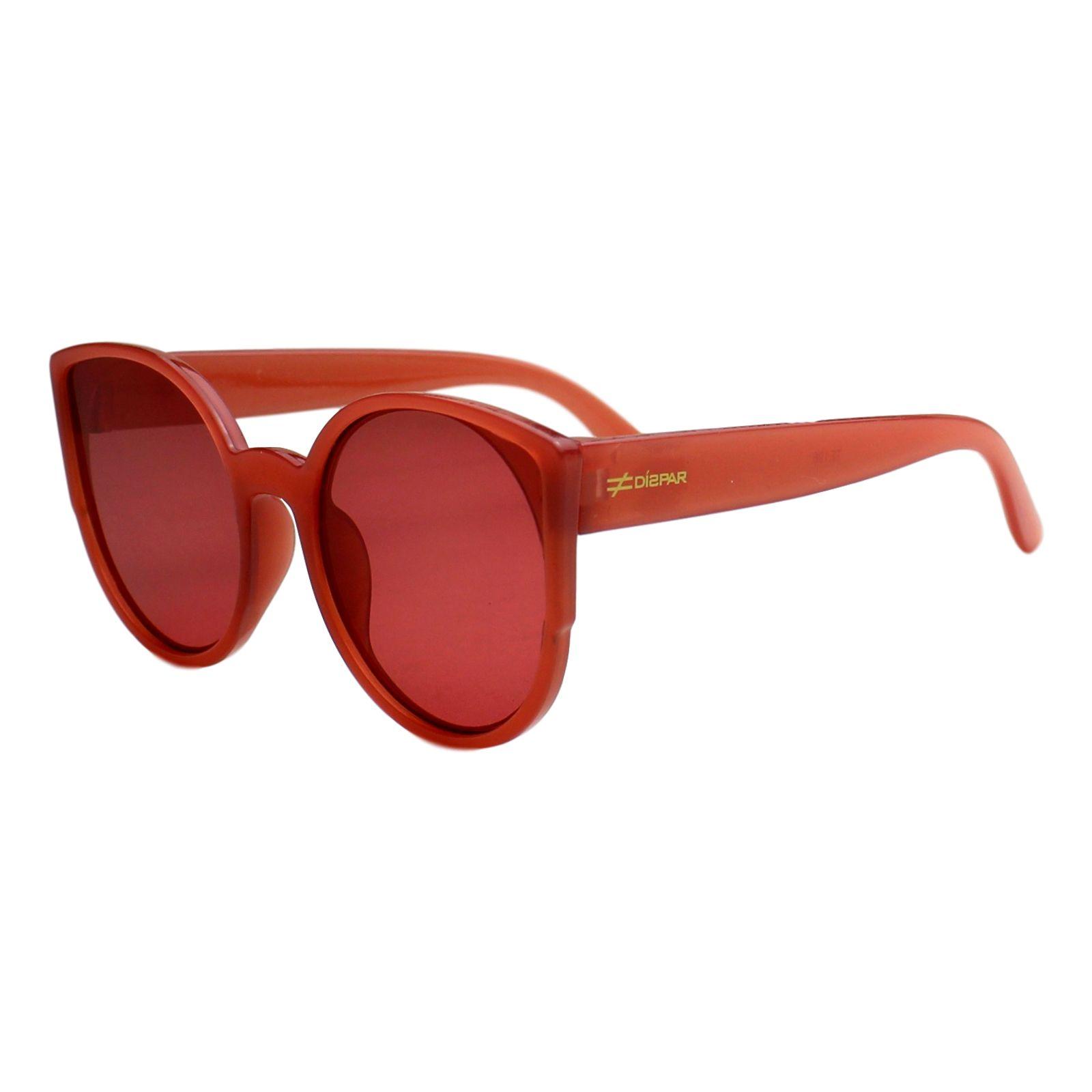 Óculos de Sol Díspar ID1895 infantil idade 9 a 12 anos Vinho