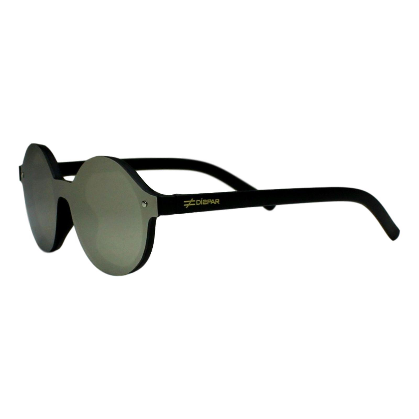 Óculos de Sol Díspar ID1898 infantil idade 6 a 9 anos Prata