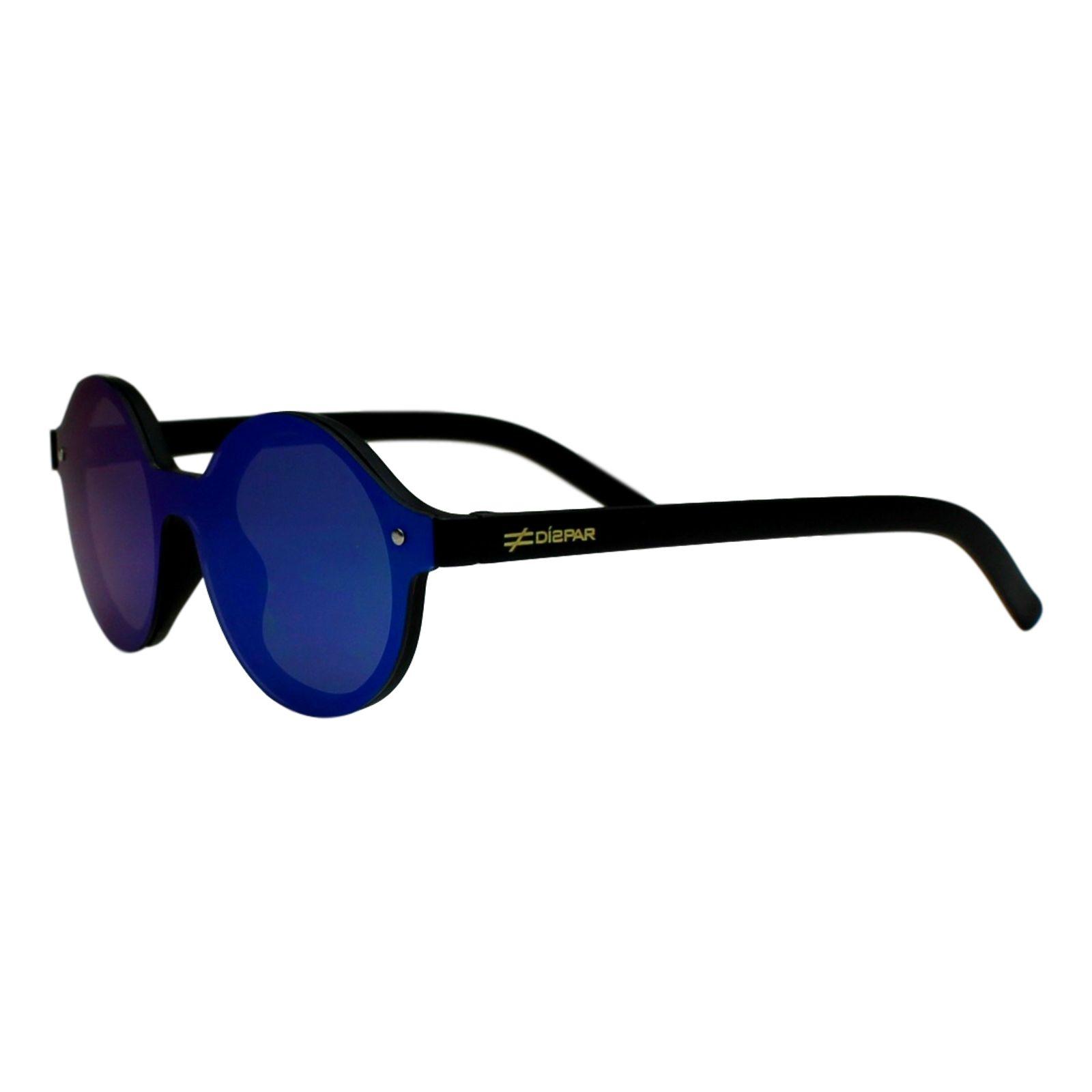 Óculos de Sol Díspar ID1898 infantil idade 6 a 9 anos Verde