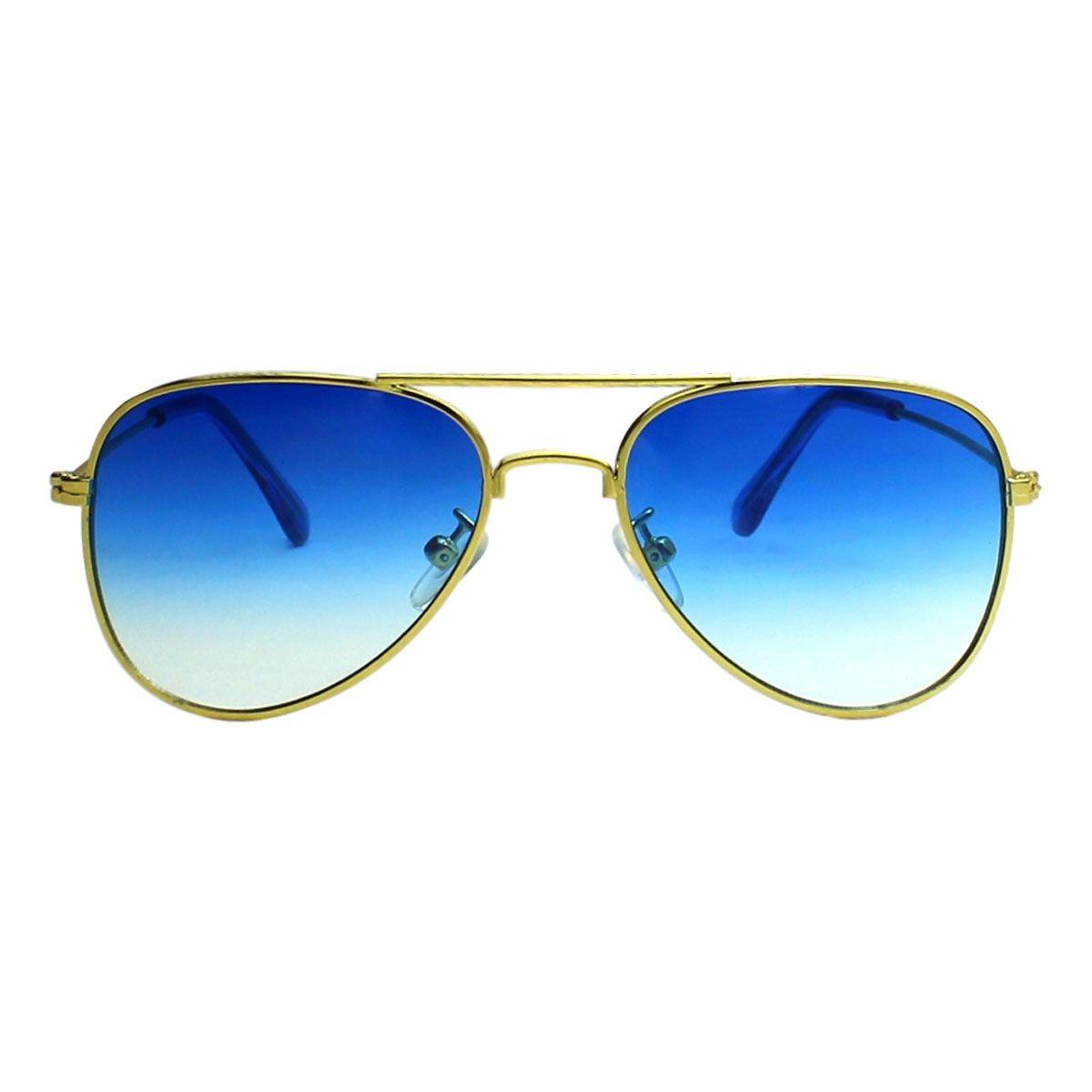 Óculos de Sol Díspar ID1903 infantil - Azul