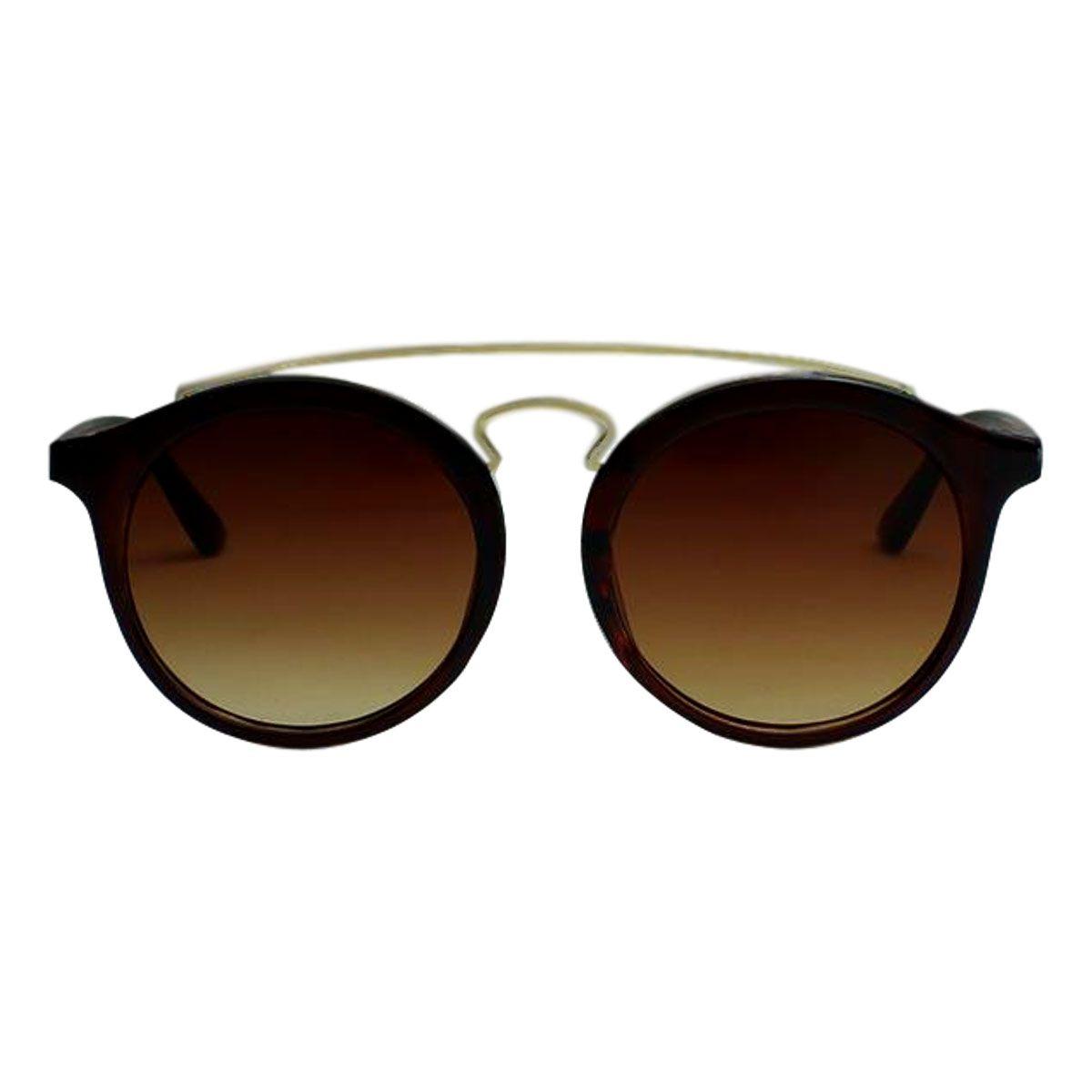 61dae0491dec5 ... Óculos de Sol Díspar ID1961 Infantil - Marrom ...