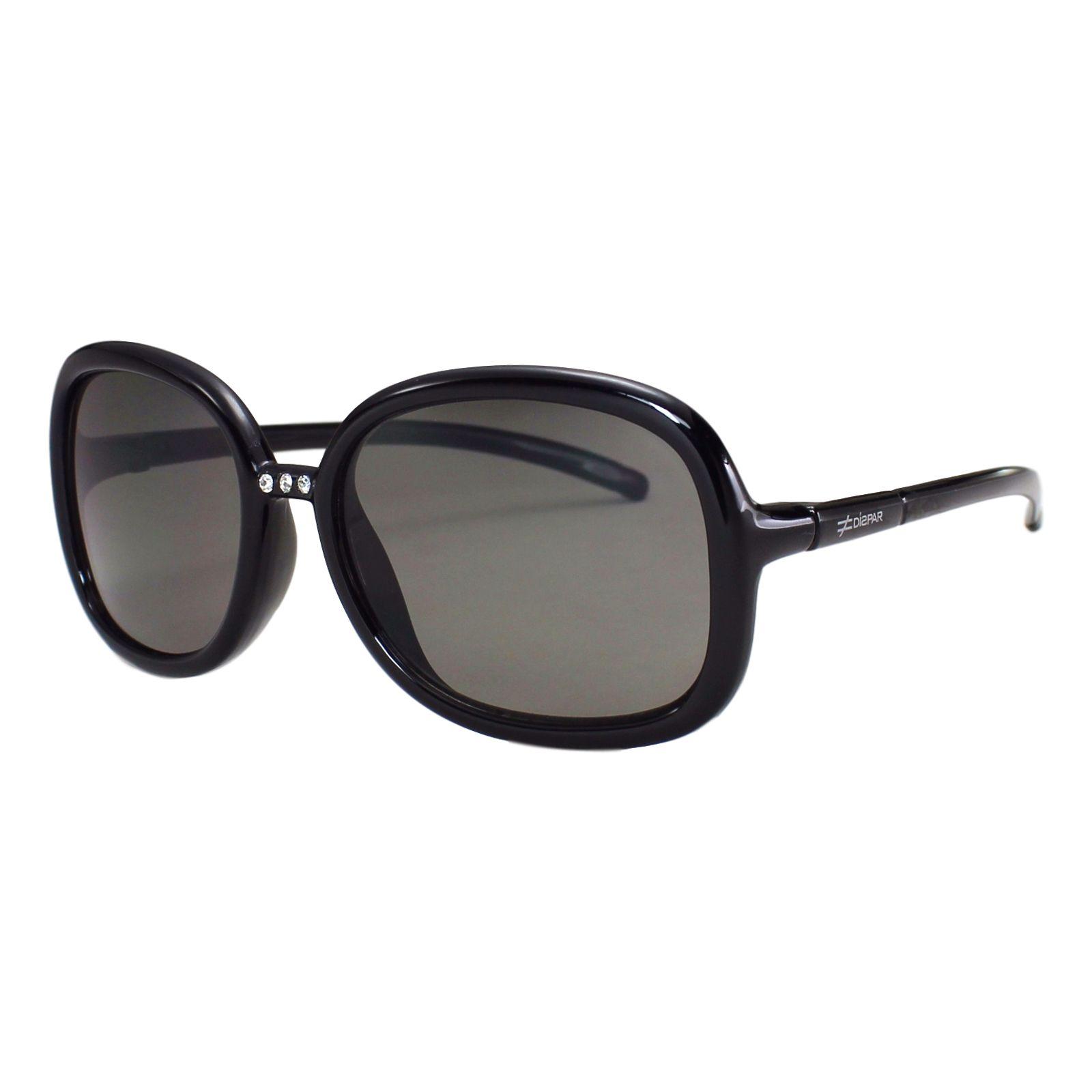 Óculos de Sol Díspar ID1739 infantil - Preto