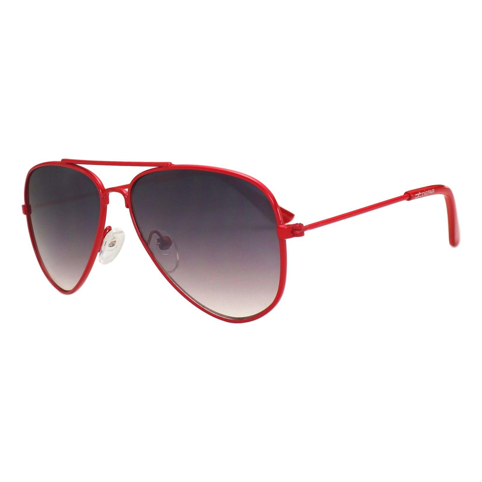 Óculos de Sol Díspar ID1797 infantil - Vermelho - Díspar Style ... 95bfec2646