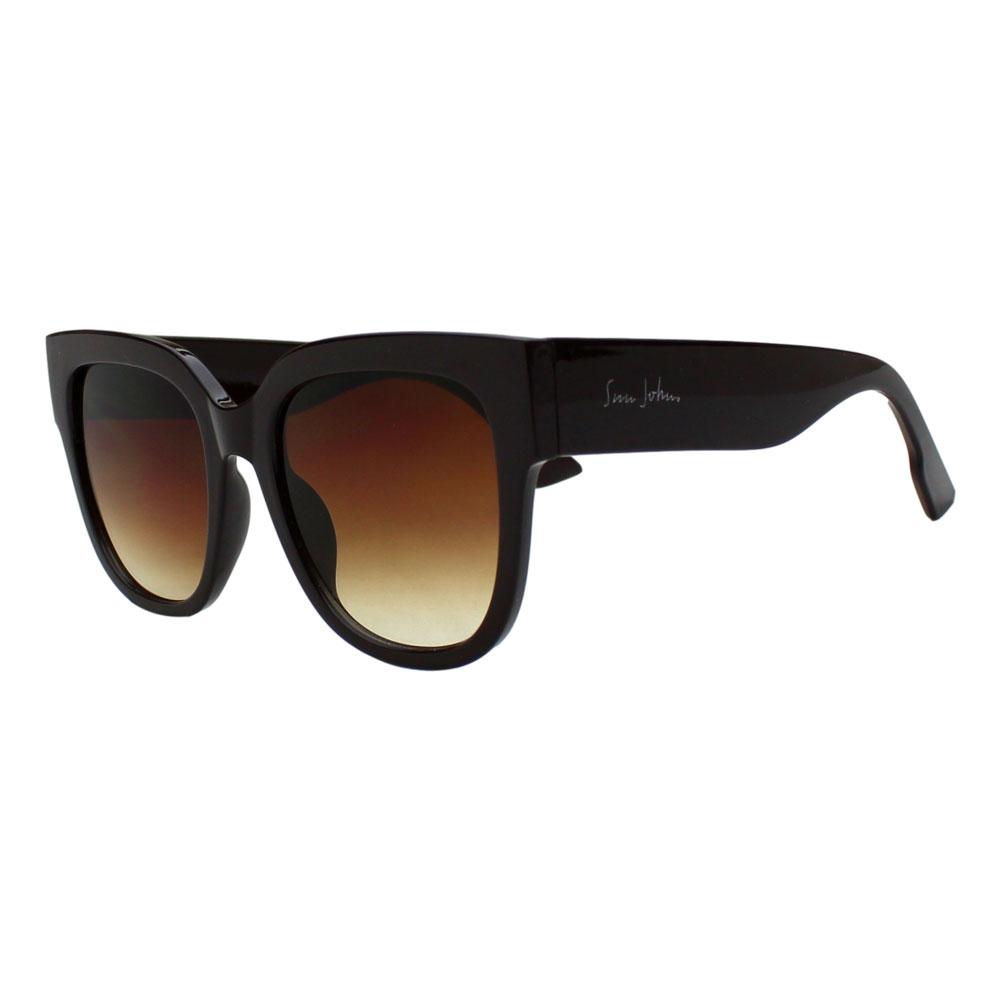 Óculos de Sol Sun John 5100 Butterfly Marrom