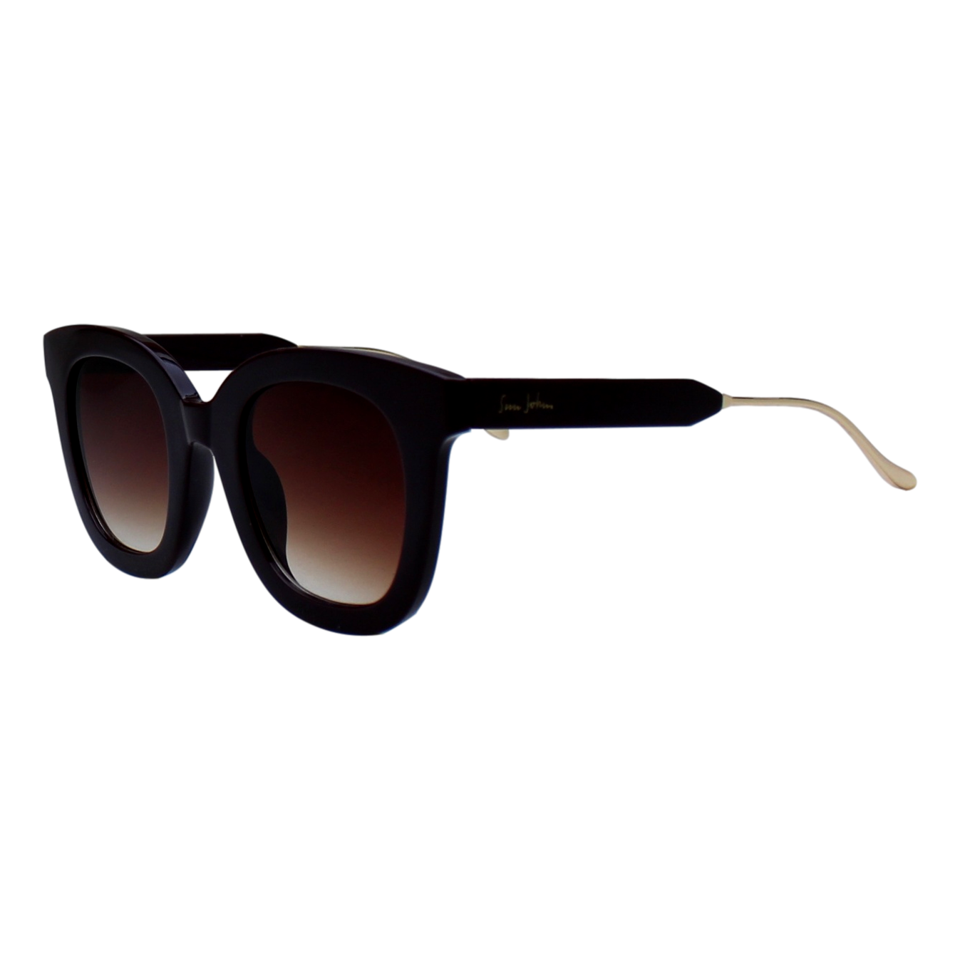 Óculos de Sol Sun John 5116 Fashion Marrom