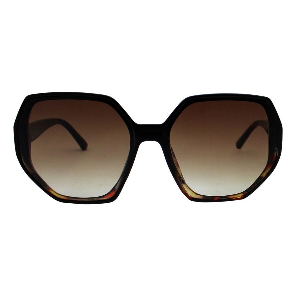 Óculos de Sol Sun John 5118 Geometric Tartaruga