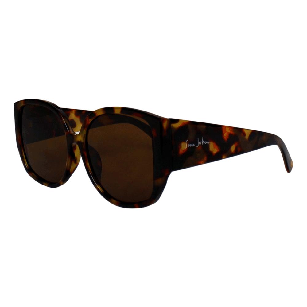 Óculos de Sol Sun John 5119 Butterfly - Tartaruga