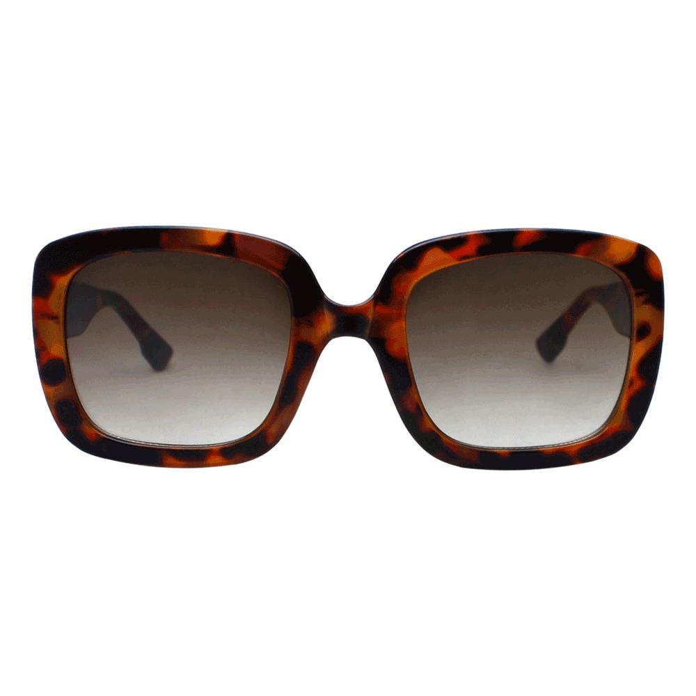 Óculos de sol Sun John 5123 Oversized - Tartaruga