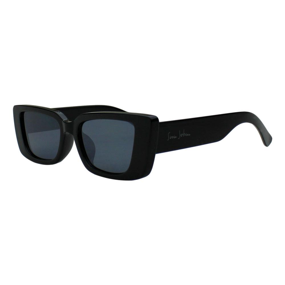 Óculos de sol Sun John 5134 Rectangular - Preto