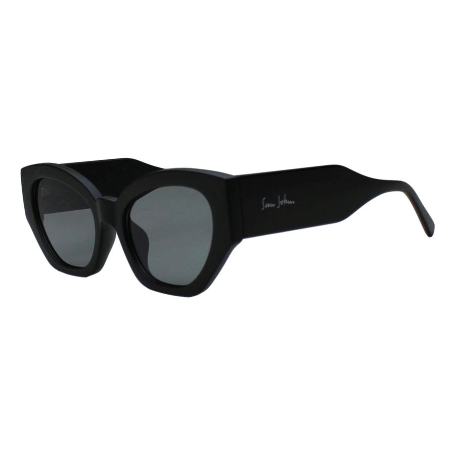 Óculos de sol Sun John 5137 - Preto Fosco