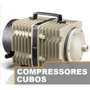 COMPRESSOR DE AR CUBOS AIR 275