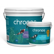 Ração Chronos Fish Koi Pond Color 3900g + Grow 1300g