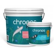 Ração Chronos Fish Koi Pond Platinum 3900g + Grow 1300g