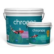 Ração Chronos Fish Koi Pond Spiruline 3900g + Infant 1300g
