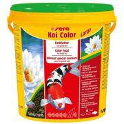 Ração Sera Koi Color - Large 5,35kg Para Carpas
