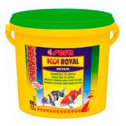 Ração Sera Koi Royal Medium - 800g Para Carpas