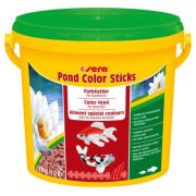 Ração Sera Pond Color Sticks - 550g