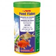 Ração Sera Pond Flakes 180g - Todos os Peixes de Lago