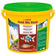 Ração Sera Pond Mix Royal 600g - Carpas Kinguios Ciclídeos e Demais Peixes